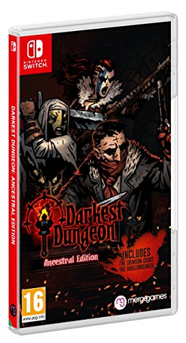 Oferta de Darkest Dungeon: Ancestral Edition - Nintendo Switch [Importación francesa]