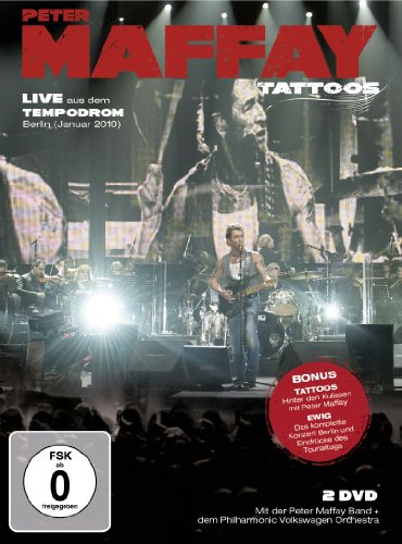 Peter Maffay - Tattoos - Live [2 DVDs]