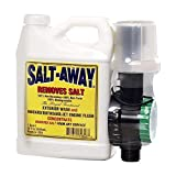 Salt Away SA32M Concentrate Kit with Mixing Unit, Salt Removing Cleanser, 32 Fl. Oz.