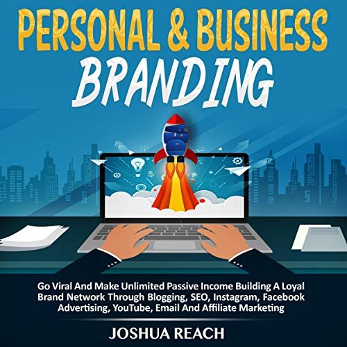 Personal & Business Branding audiobook cover art