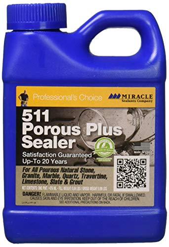 Miracle Sealants PLUSPT6 511 Porous Plus Penetrating Sealers, Pint