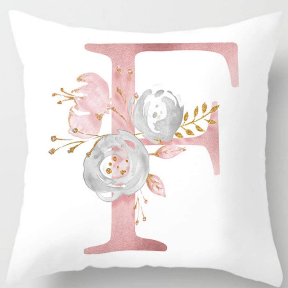 Eanpet Throw Pillow Covers Cases Decorative Free shipping anywhere in the nation Alphabet 35% OFF ABC