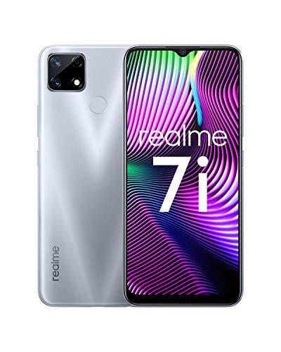 Realme 7I Glory Silver 4Gb+64Gb