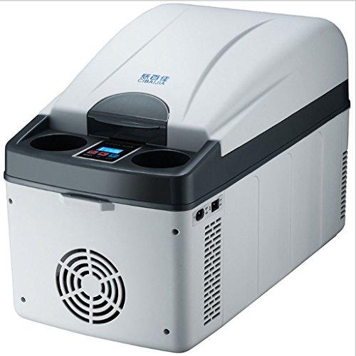 BX Mini Nevera Refrigerador del Coche 20L, Mini refrigerador portátil, calefacción de refrigeración Inteligente, termostato. Frigorífico