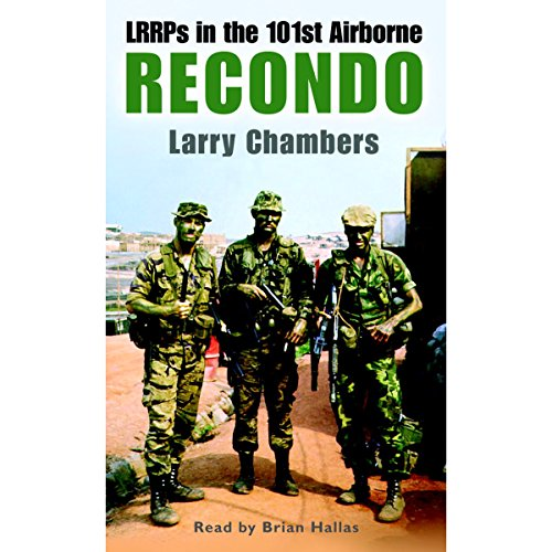 Recondo: LRRPs in the 101st Airborne audiobook cover art