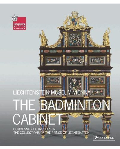 The Badminton Cabinet (Museum Guides) (2007-12-30)