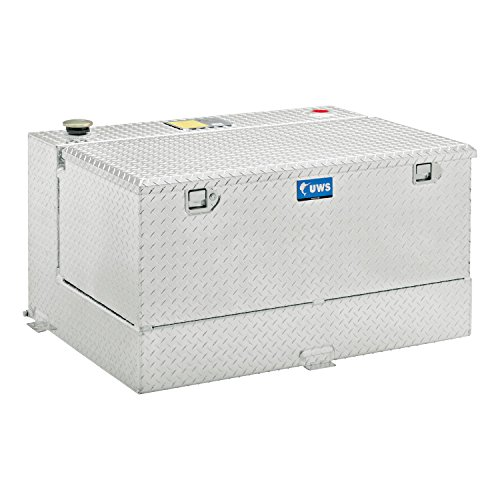 UWS TT-50-COMBO 50 Gallon Combo L-Shaped Transfer Tank and Chest