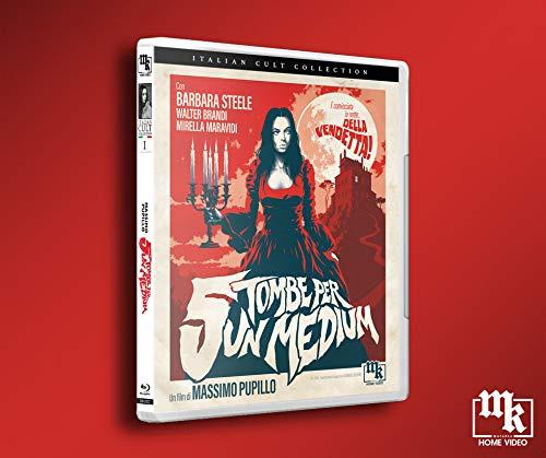 5 Tombe per un Medium [Blu-ray]