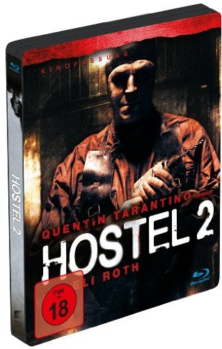 Hostel 2 - Kinofassung/Steelbook [Blu-ray]
