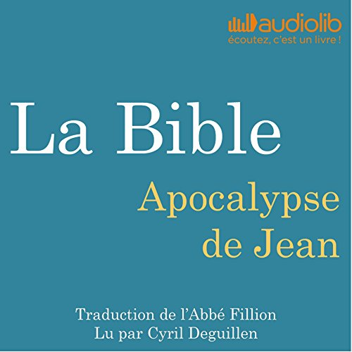 La Bible : Apocalypse de Jean audiobook cover art