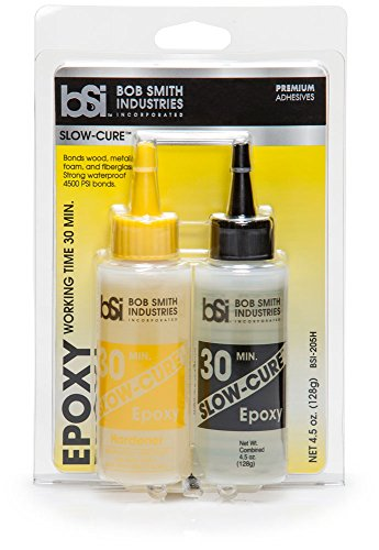 Bob Smith Industries BSI-205 Clear Slow-Cure Epoxy...