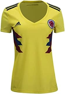 Colombia Womens Soccer Jersey Worldcup 2018