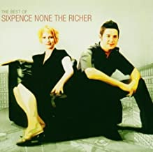 Best of Sixpence None the Richer by Sixpence None the Richer (2004) Audio CD