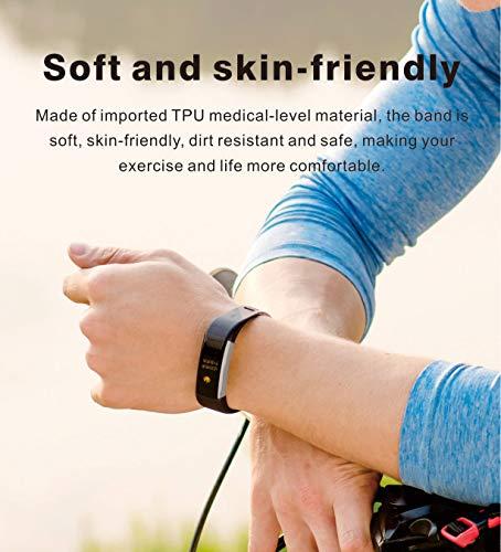 Montre Bracelet Suivi d'entrainement Physique Sport à l'épreuve de l'eau - 5