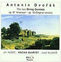 Dvorak; String Quintets