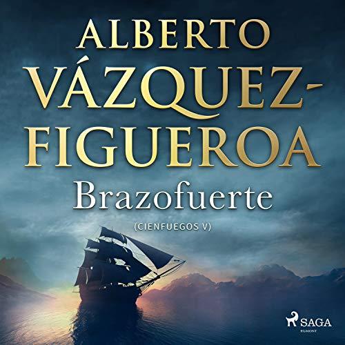 Diseño de la portada del título Brazofuerte