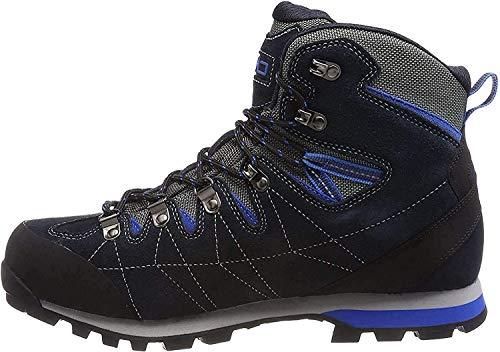 CMP Herren Arietis Trekking- & Wanderstiefel, Blau (Black Blue N950), 42 EU