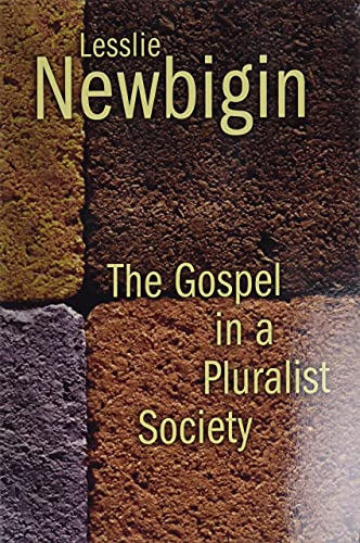 Image of The Gospel in a Pluralist Society