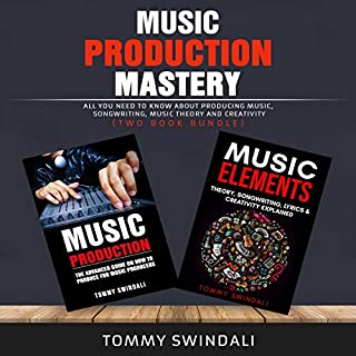 Music Theory: from Absolute Beginner to Expert (Audiobook