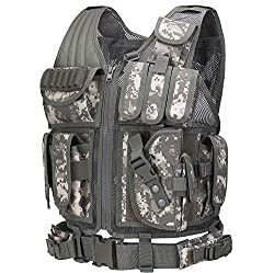 GZ XINXING S - 4XL Law Enforcement Tactical Paintball Vest