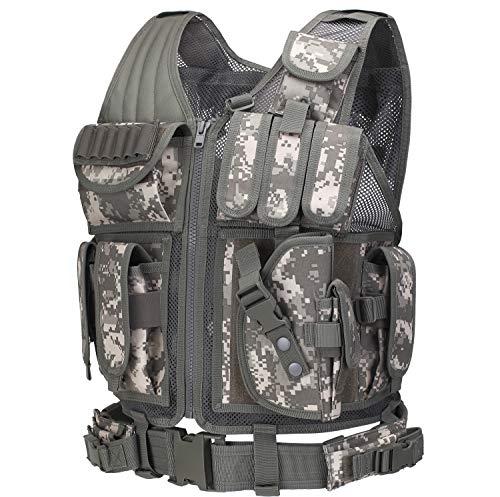 GZ XINXING Airsoft Vest (ACU)