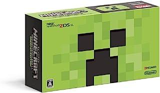 """任天堂 Nintendo New 2DS LL MINECRAFT CREEPER 特别设计机型 """"我的世界"""" 苦力怕(CREEPER)主题特别版"""