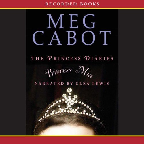 Princess Mia audiobook cover art