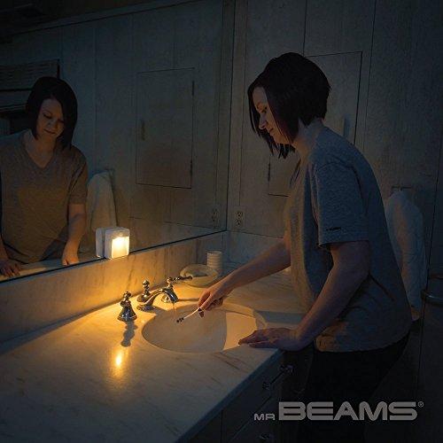 Product Image 8: Mr. Beams Sleep Friendly Battery-Powered Motion-Sensing LED Stick-Anywhere Nightlight