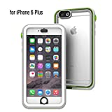 2 Plugs + 1 O-Ring for Catalyst Case for iPhone 6 Plus/6S Plus (Green Pop)