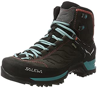 Salewa Damen WS Mountain Trainer Mid Gore-TEX Trekking- & Wanderstiefel, Magnet/Viridian Green, 39 EU (B01HTN705S) | Amazon price tracker / tracking, Amazon price history charts, Amazon price watches, Amazon price drop alerts