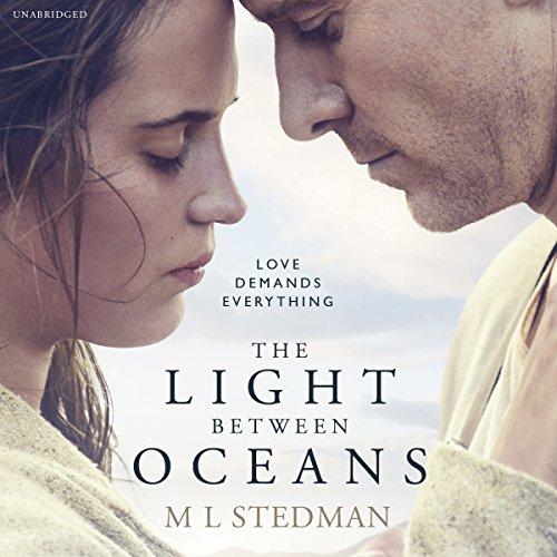 The Light Between Oceans audiobook cover art