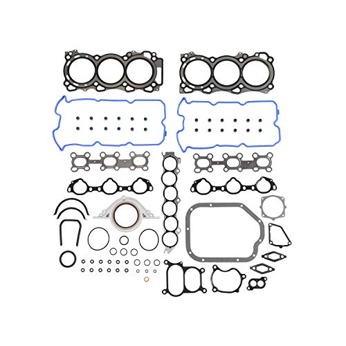 DNJ Full Gasket/Sealing Set FGS6045 For 02-09 Nissan, Infiniti/Quest, Maxima, Murano, Altima, I35 3.5L V6 DOHC Naturally Aspirated designation VQ35DE
