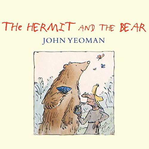 The Hermit and the Bear audiobook cover art