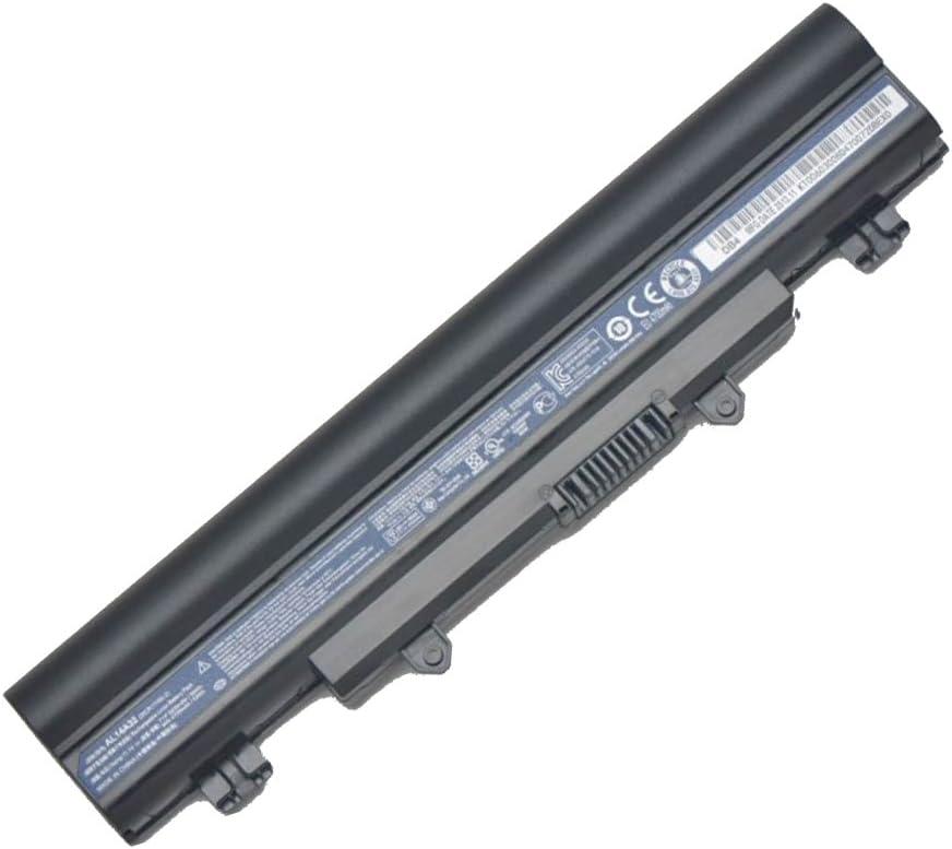 Powerforlaptop Laptop/Notebook Replace Battery for Acer Aspire E5-571 E5-571G E5-571P E5-571PG E5-572 E5-572G V3-472 V3-472G V3-572 V3-572G V3-572P V3-572PG V5-572 V5-572G V5-572P V5-572PG AL14A32