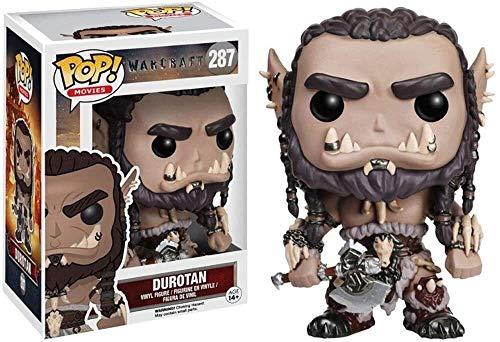YUEDAI Pop-Figur!Durotans Sammler Vinyl Figur von Warcraft