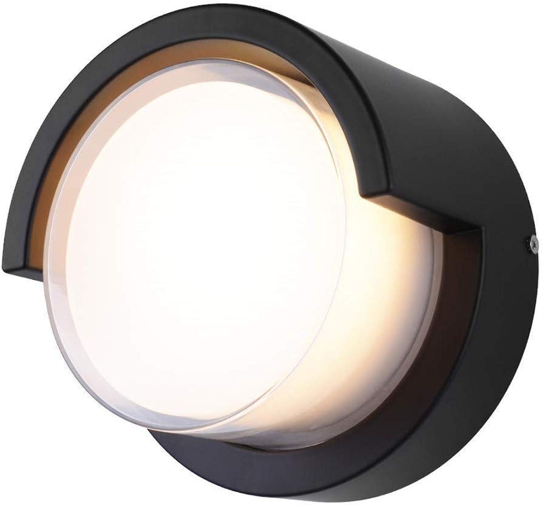 Aussenlampe Wandbeleuchtung Wandlampe Wandleuchte Innen Wasserdichte Auenwandleuchten, Moderne Aluminium-Auenleuchte-Leuchte