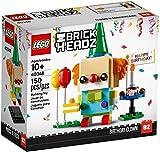 BrickHeadz ハッピーバースデー ピエロ 40348 150ピース