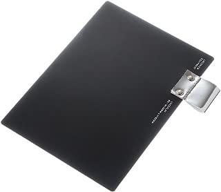 ラコニック システム手帳 下敷き B6 黒 LEQ02-68