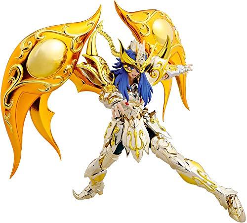 BANDAI Saint Seiya Myth Cloth Ex Scorpio Milo Soul of Gold God Cloth Escorpión