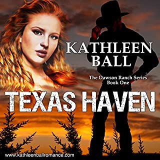 Texas Haven  audiobook cover art