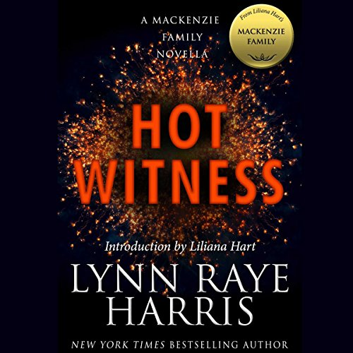 Hot Witness audiobook cover art