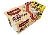 Brillante Arroz Rendondo - Paquete de 2 x 200 gr - Total: 400 gr