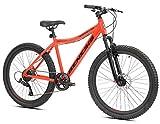 Genesis 26' Saracino Men's Mountain Bike, Red