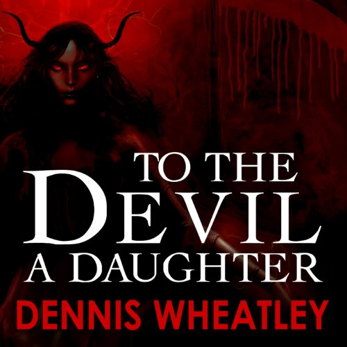 To the Devil a Daughter audiobook cover art