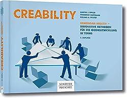 Projektmanagement Bücher 2015: Creability: Gemeinsam kreativ - innovative Methoden für die Ideenentwicklung in Teams