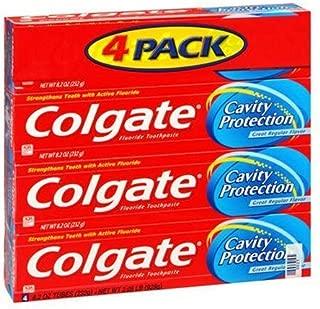 Colgate Cavity Protection Toothpaste - 4/8.2oz