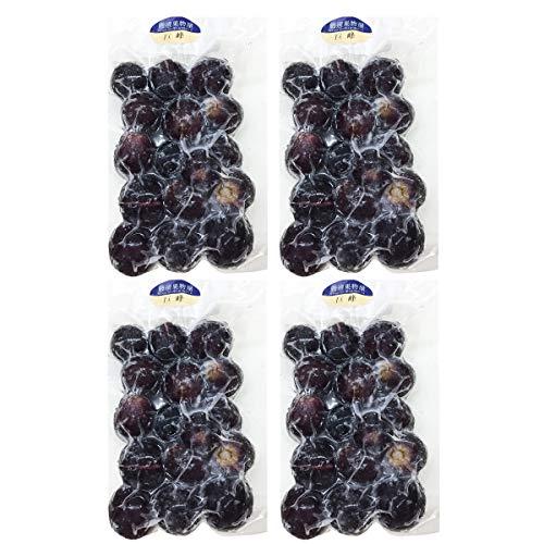 NORUCA 国産 冷凍巨峰 250g×4 巨峰 ぶどう フルーツ 冷凍 冷凍フルーツ 国産