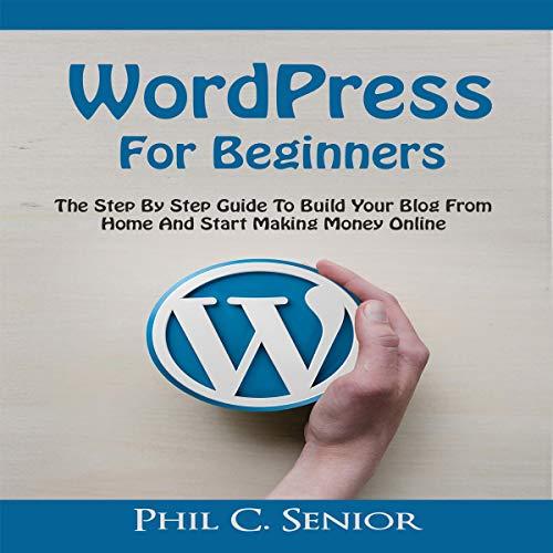 WordPress for Beginners Titelbild