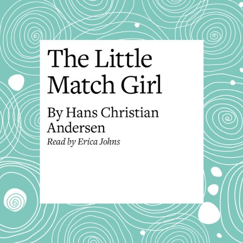 The Little Match Girl audiobook cover art