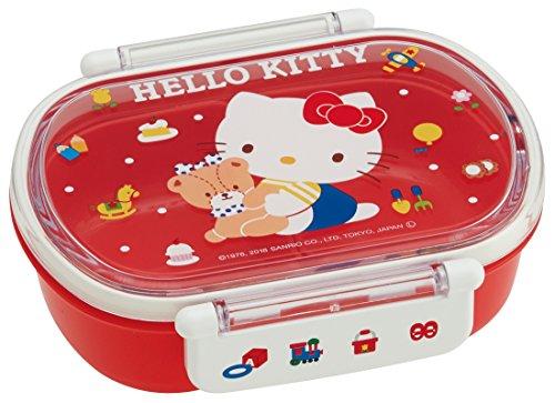 Skater Sanrio Hello Kitty Boîte de Déjeuner 360 ML 80s QA2BA boîtes par Le Japon